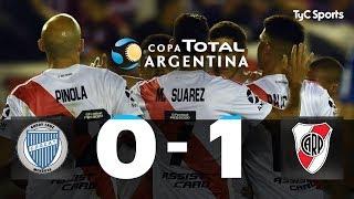 Godoy Cruz 0 - 1 River | 8vos de Final | Copa Argentina 2019