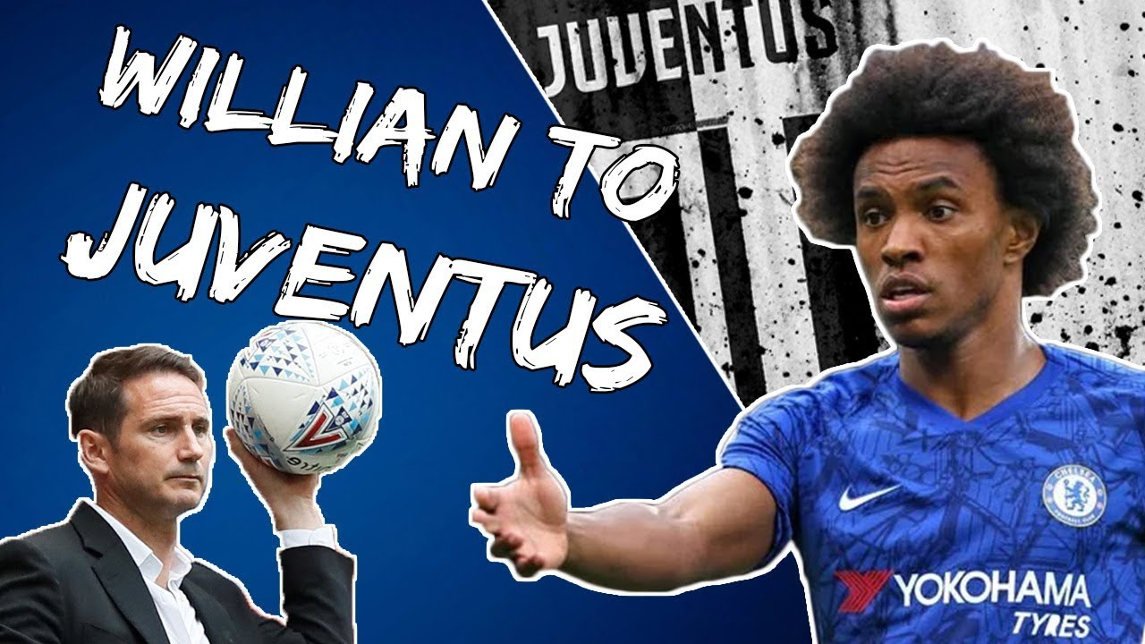 Download Chelsea News: Willian's Free Juventus Transfer, Billy Gilmour is IN & Injury Updates !