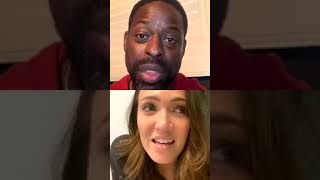 Gambar cover This Is Us Cast IG LIVE 3/24/20