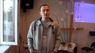 Свидетельство об обучении в Библейской Школе Евгения Дилевского