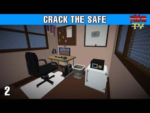 Crack the Safe 02 - Mở Khóa Két Sắt