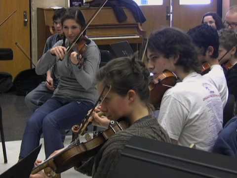 Music Department Introduces Bluegrass Major