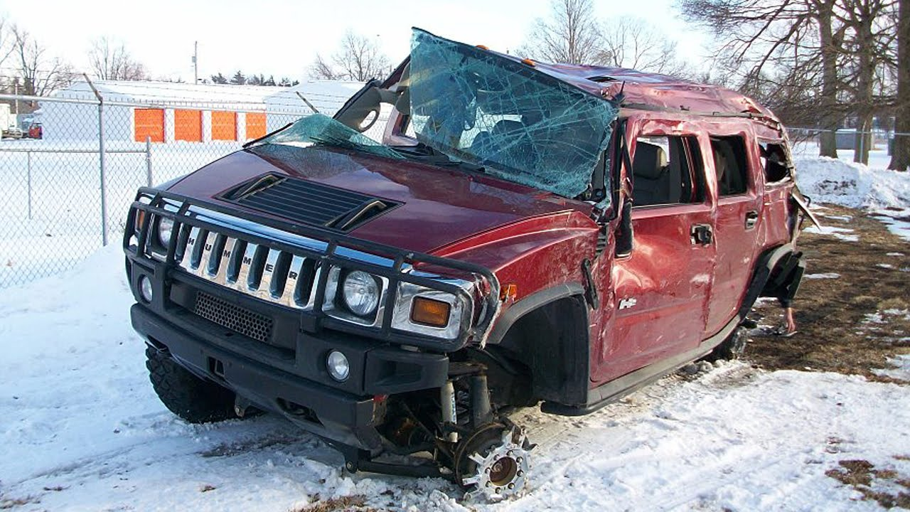 2018 hummer 4.  hummer latest car accident of hummer h2  road crash compilation traffic  2016 2017 2018 youtube intended hummer 4 n