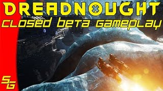 Dreadnought | Closed Beta Gameplay | Corvette Gameplay | Is the Grass Greener?