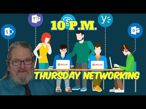 Thursday Night Chat And Grow...bring A Friend