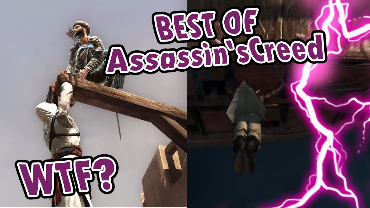 BEST OF WEIRD MOMENTS Assassin's Creed /Exito/
