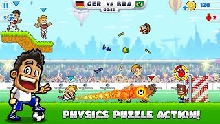 "SPS Football Premium ""Sports Games"" Android Gameplay Video"