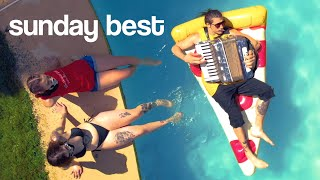We Remade Sunday Best by Surfaces on the Accordion