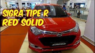 Video Daihatsu Sigra Warna Red Solid Tipe R Manual Belum ABS dan Corner Sensor download MP3, 3GP, MP4, WEBM, AVI, FLV Juli 2018