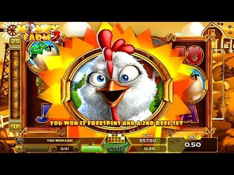 Money Farm 2 Online Slot from GameArt