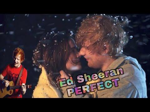 Perfect Ed Sheeran Traduction - Goodies Fan