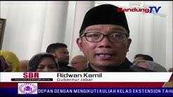 Gubernur Jawa Barat Bpk.Ridwan Kamil mengaplikasikan program layad rawat dan program stunting zero