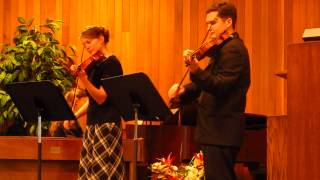 Old Rugged Cross Violin Duet