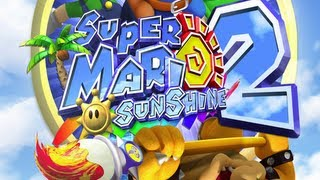 Super Mario Sunshine 2 (Wii U)