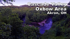Hiking the Oxbow Area in the Cascade Valley | Summit Metroparks| Akron, OH