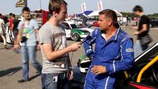 Борис Меленкевич (Дрифт в аэропорту г. Гродно, 18 августа 2013) | Интервью UDrive.by