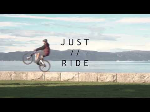 JUST // RIDE