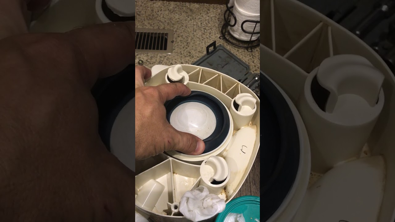 How to Replace an RV Toilet Seal