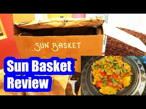 Sun Basket Vs. Hungryroot