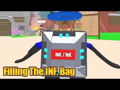 Filling The INF. Bag | Mining Simulator