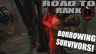 Dead By Daylight Survivor | BORROWING SURVIVORS!