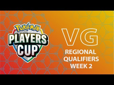 Pokémon Players Cup VG Regional Qualifiers Week 2