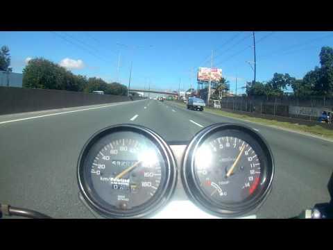 Super Four (Honda CB400) NLEX. Philippines.
