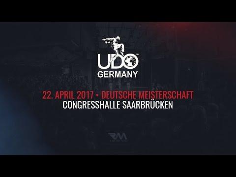 DEUTSCHE MEISTERSCHAFT 2017 - UDO Germany (TRAILER) // by Roschkov Media