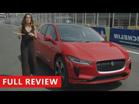 2019 Jaguar I-PACE Review - Dauer: 12 Minuten