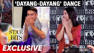 Gerald and Julia take on the 'Dayang-dayang' Challenge! | Star Bits