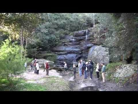 SANDSTONE, SEDIMENTS AND SWASTIKAS - PNHA GEOLOGY WALK, PART 1