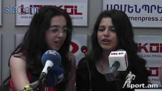 ★Լիդուշիկը,Դիանան★-«Անակնկալ լրագրողների համար»