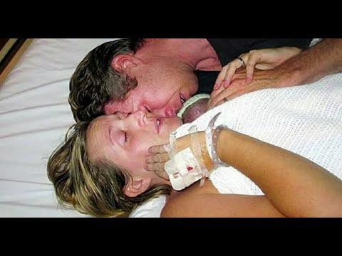 Mutter umarmt ihr lebloses Baby - Sekunden später passiert das Unfassbare.