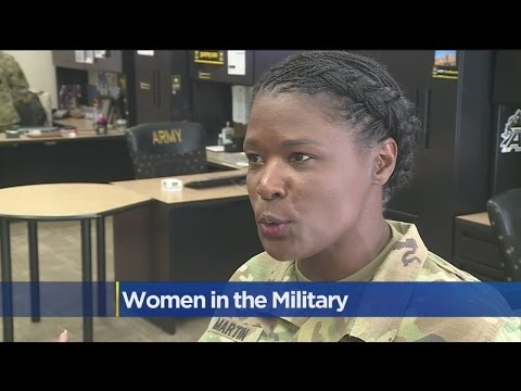 Brigadier General Stops In Sacramento Area With Pitch For Female Recruits
