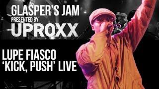 Lupe Fiasco - Kick, Push & The Coolest w/ Robert Glasper Experiment, Herbie Hancock & Terrace Martin