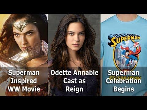 "Superman Inspired ""Wonder Woman"" Movie - Speeding Bulletin (May 31 - June 6, 2017)"