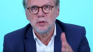 Behin The News - Laurent Joffrin, patron de Libé