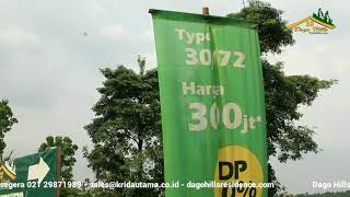 Dago Hills Residence | Perumahan Islami di Parung Panjang