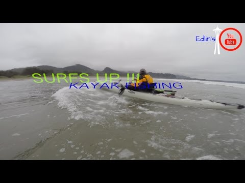 Kayak Offshore Adventures - Cape Flattery, WA