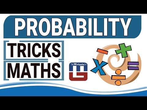 PROBABILITY TRICKS   MATHS   BOB   NIACL   SBI PO   SSC 2017