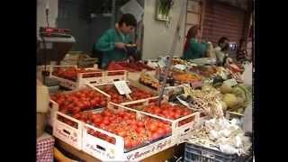 Caltanissetta - Mercato Strata â foglia