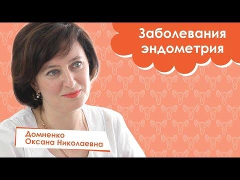 Заболевания эндометрия | Домненко Оксана Николаевна