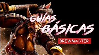Destruye y Domina la Offlane con Brewmaster l Guías Básicas