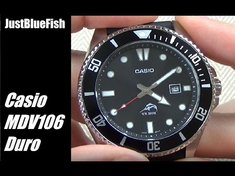 Casio MDV106 Review