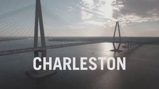 An Awesome 4K Drone Flyover of Charleston, South Carolina | Travel + Leisure thumbnail
