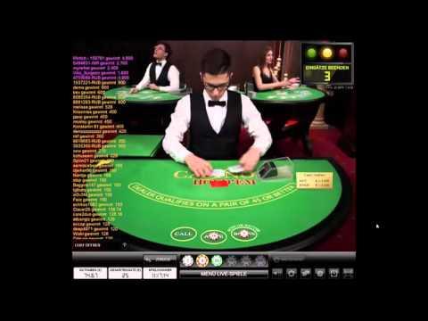 Live Casino Holdem im Paypal Casino spielen