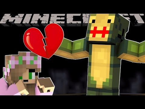 Minecraft - LITTLE KELLY BREAKS MY HEART!!!