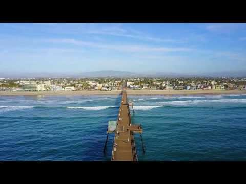 DJI Mavic Pro - Beautiful Imperial Beach, CA