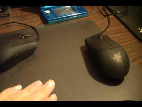 Razer Salmosa Mouse Drivers PC