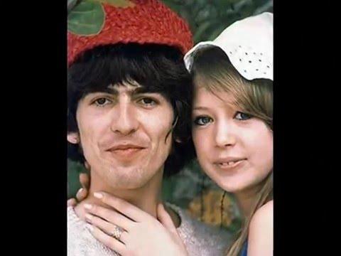 George Harrison & Pattie Boyd Barbados - YouTube